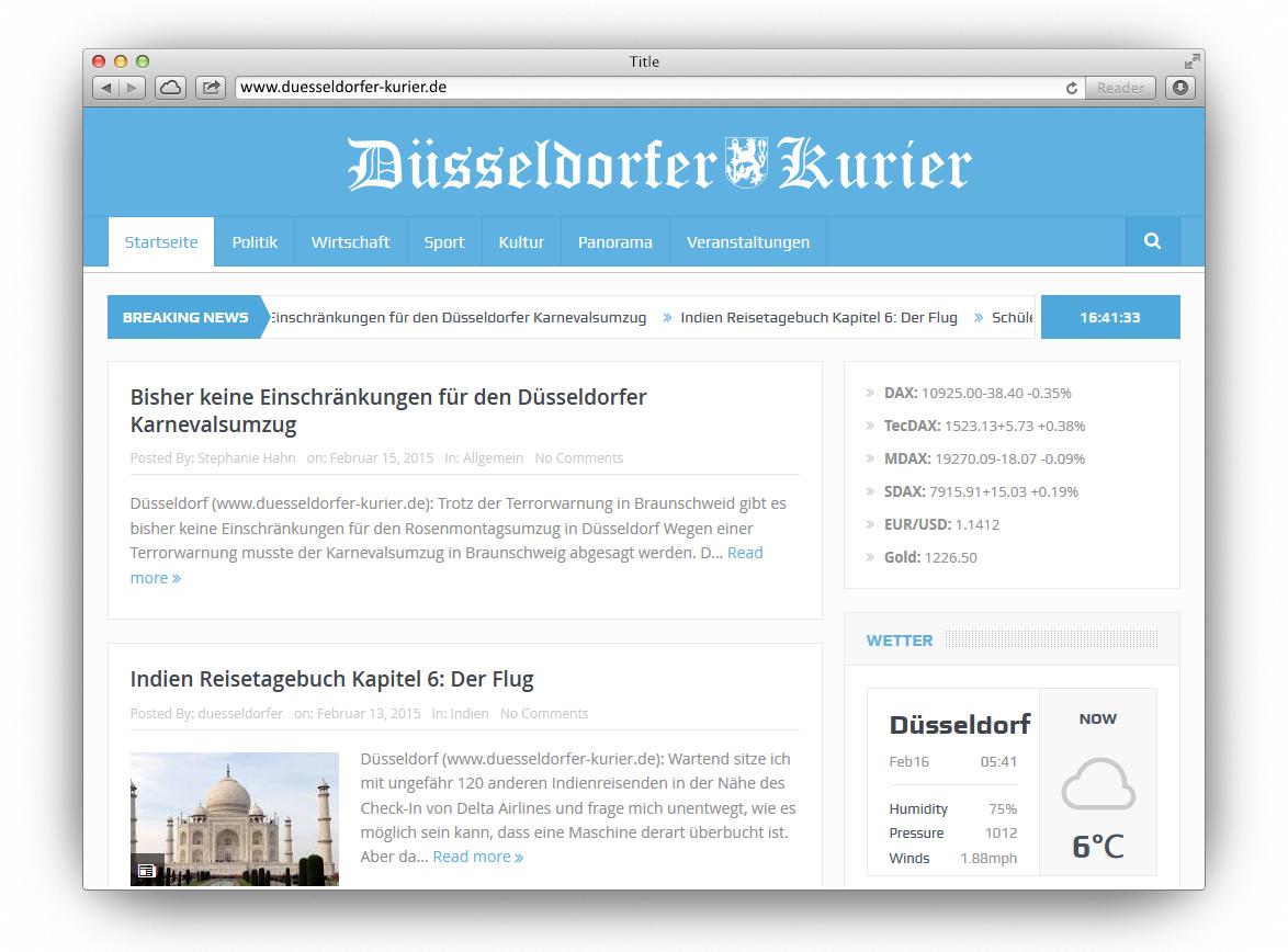 Duesseldorfer-kurier