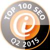 SEOPLUS gehört zu den 100 wichtigsten SEO-Agenturen.