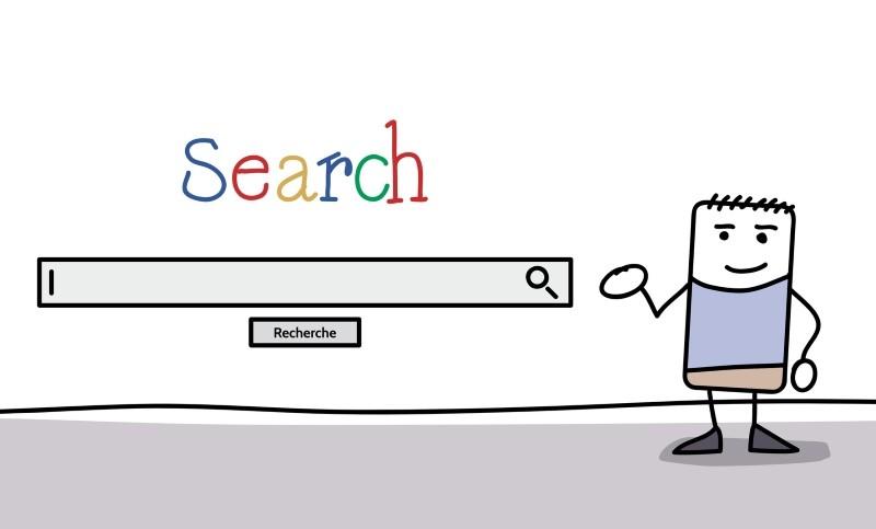 Keyword-Recherche Bild1