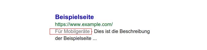 mobilgeräte Suchergebnis