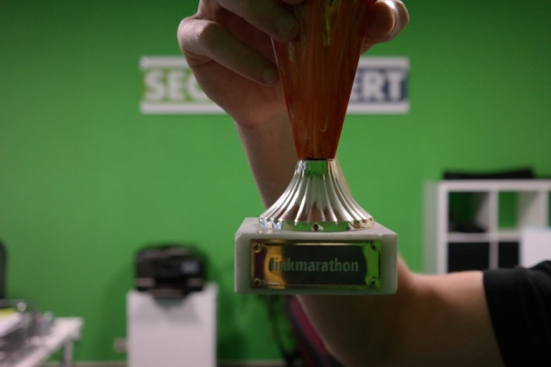 Linkmarathon Pokal